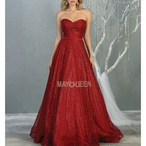 New formal prom pageant bridesmaid dress